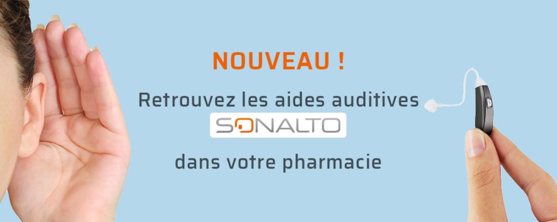 Aide auditive Sonalto
