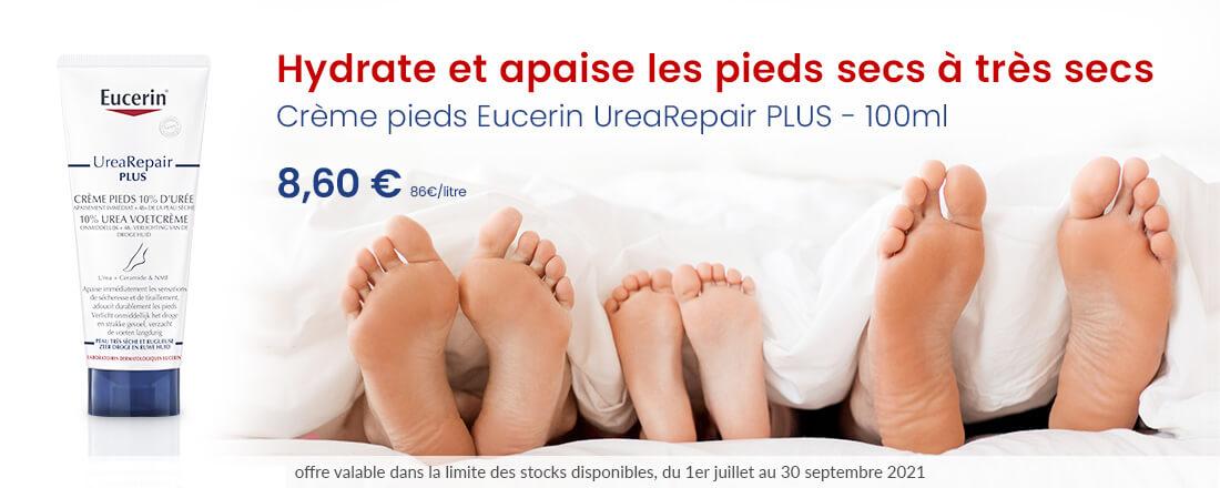 Crème pieds Eucerin