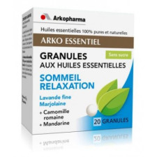 Visuel du arko essentiel granules confort respiratoire huiles essentielles